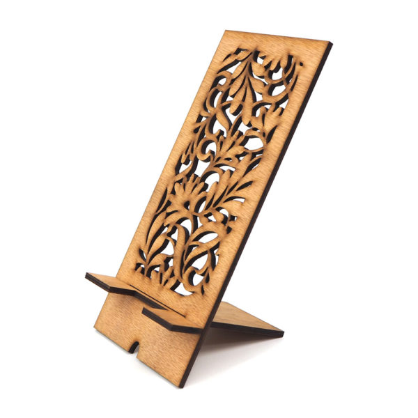 laser-phone-stand-flora-angle