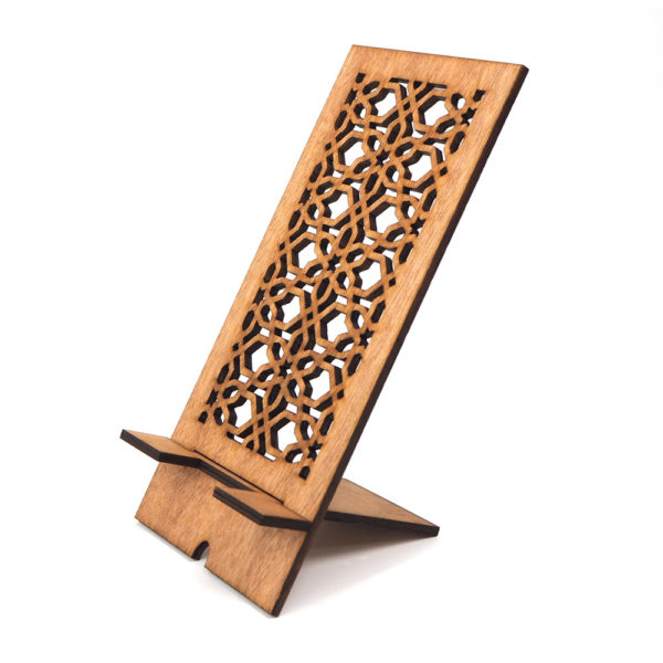 laser-phone-stand-morrocan-angle
