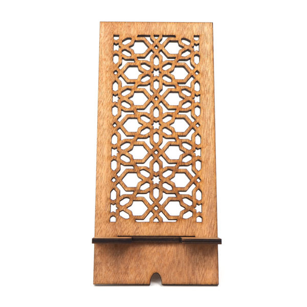 laser-phone-stand-morrocan-front